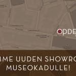 Uusi Showroom Helsinkiin