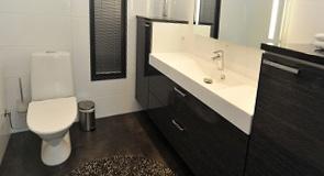 WC- ja kylpyhuonekalusteet